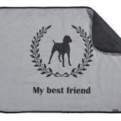 Подстилка коврик для собаки с ABS 100x70  Zoofari Германия
