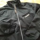 Куртка фирменная без утеплителя Adidas  р.48-М