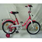 Детский двухколесный велосипед  16Д. L1681, 1683, 1694