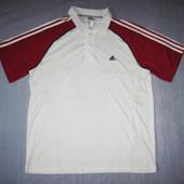 Adidas ClimaCool Clima 365 (XL) спортивная тенниска поло мужская