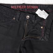 Чёрные джинсы Tommy Hilfiger denim (Турция), W30 L34