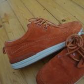 Туфли кроссовки Addict Orange натур замша оригинал 44 разм