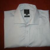 Рубашка новая T&W  по вороту 37 см