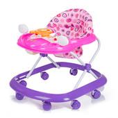 Ходунки First Step Babyhit Китай фиолетово-розовый 12121731