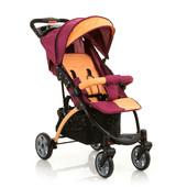 Прогулочная коляска Tetra Babyhit Китай вишнево-оранжевый 12122747