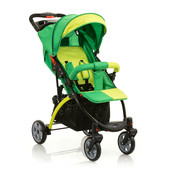 Прогулочная коляска Tetra Babyhit Китай зеленый 12122745
