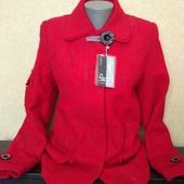 Пальто Shotelli modern cillection, шерсть, разм.42-44, 450гр по Акции 300гр
