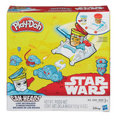 Play Doh star wars luke skywalker and snowtrooper. В наличии