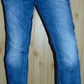 Стильние фирменние брендовие джинси оригинал  Denim (Дэним).л-хл .