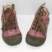 Ботиночки мокасины Adelie 19-20р