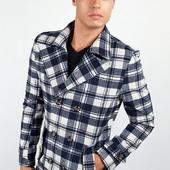 Пальто мужское осеннее №225KF001