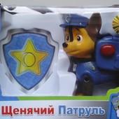 Гонщик, Чейз, герой м/ф Щенячий патруль