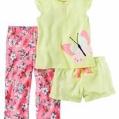 Пижама Carter's (США) 3,4,5Т