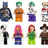 Фигурки супер-героев Мстители