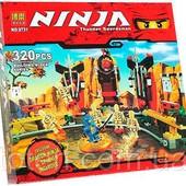 конструктор Ninja 9731