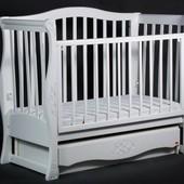 Детская деревянная кроватка - диван Viva  Luxury. От производителя .