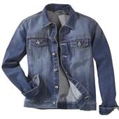Мужская джинсовая курточка Livergy Германия