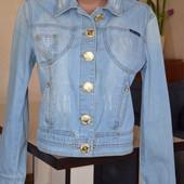 джинсовый пиджак D&G размер 42-44