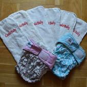 Багаторазові підгузники Coola Baby 6 вкладок