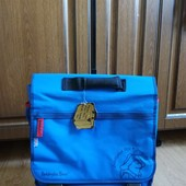 Новый портфель, чемодан Paddington Bear на колесах