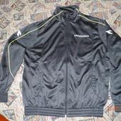 Спортивная мастерка Diadora на 9-14 лет