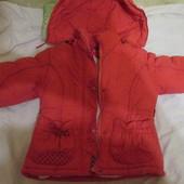 Пакет зимней одежды на девочку