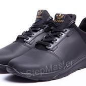 Кроссовки кожаные Adidas Trainers Black