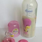 Бутылочка для кормления  babydream Германия