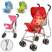 Детская прогулочная коляска трость Bambi M 2717