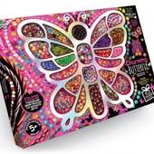 Набор для творчества Charming Butterfly, набор бисера, 5+