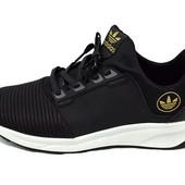 Кроссовки мужские Adidas с51 черные
