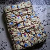 Детское одеяло 110х140 см овечья шерсть