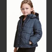 Курточка H&M, рр 3-4, 8-9 лет (98-104, 128-134 см), в наличии