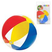 Мяч 59032   разноцветный, 61 см