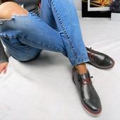 Новинка...деми- ботинки .Размеры 36- 40