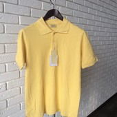 Мужская футболка желтая