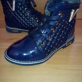 ботиночки деми GFB 32-37