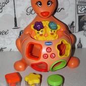 Chicco Обучающая игрушка-сортер Кенгуру