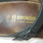 шльопанцы 42(27см) Birkenstock
