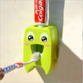 Детский автоматический дозатор диспенсер зубной пасты Зубик в наличии