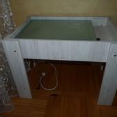 Столик для рисования песком с подсветкой, Новый!