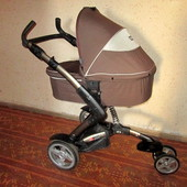 ABC Design 3 Tec коляска трехколесная люлька прогулка каляска візочок