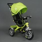 Детский трехколесный велосипед Бест Трайк 5388
