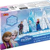 Сказочный лес в кристаллах Frozen Фрозен 12162051Р Ранок Креатив