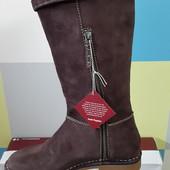 Новый Hush Puppies кожаные сапоги ботинки оригинал размер 37-39