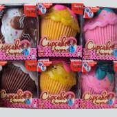 Кукла Кекс Cupcake Surprise, три цвета