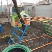 Детская лестница для детской площадки