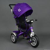 Велосипед трехколесный Best Trike 5388 на надувных колесах