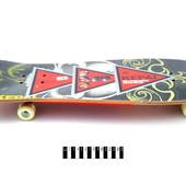 Скейт 76,6см Кepai Пвх-Колеса, подшипники, алюминиевые крепления sk-3122a