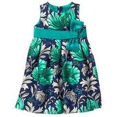 Нарядное платье на девочку gymboree